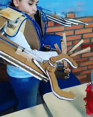 Экзоскелет своими руками