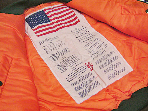 MA-1 bomber/flight jacket. США, Война, Авиация, Фотография, Куртка, Википедия, Livejournal, Длиннопост