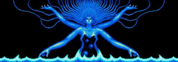 Phantasy Star II. Часть 5. 1989, Прохождение, Phantasy Star, Sega, Jrpg, Ретро-Игры, Игры, Консольные игры, Гифка, Длиннопост