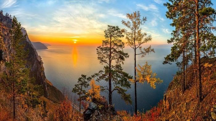 Байкал. Интересные факты. Байкал, Природа, Россия, Великие озёра, Рыбалка, Туризм, Наследие, Планета Земля, Длиннопост