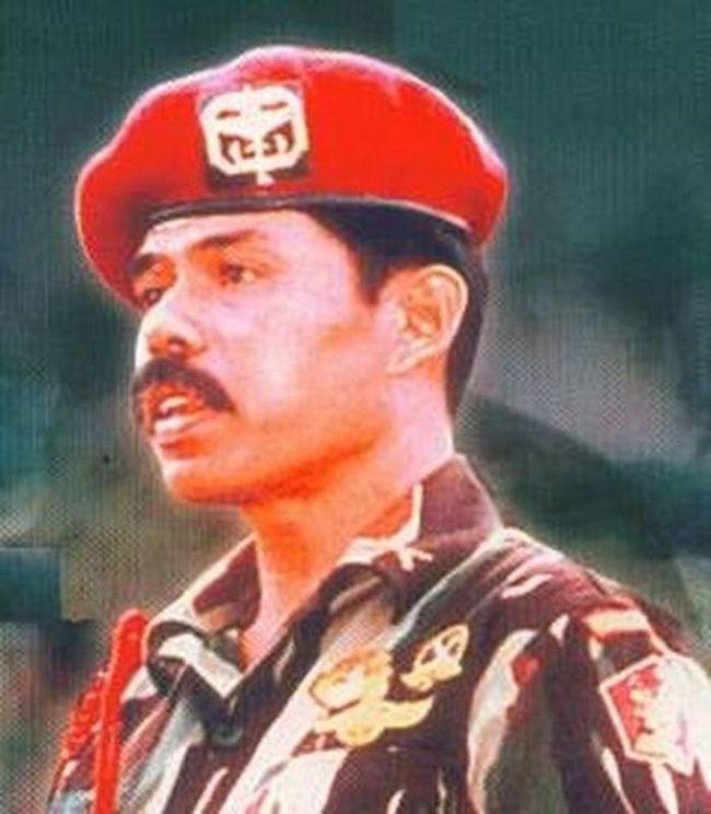 Операция «Войла» Индонезия, Самолет, Исламские боевики, Спецназ, Антитеррор, Копассуса, 1981, Длиннопост