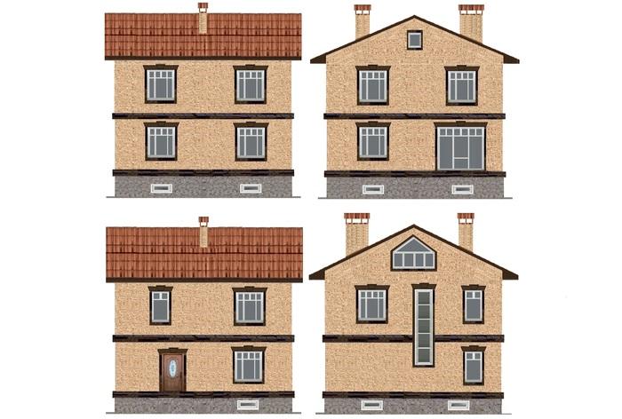 Как я сам проектировал свой коттедж Строительство, Проект дома, Расчет фундамента, Своими руками, Длиннопост