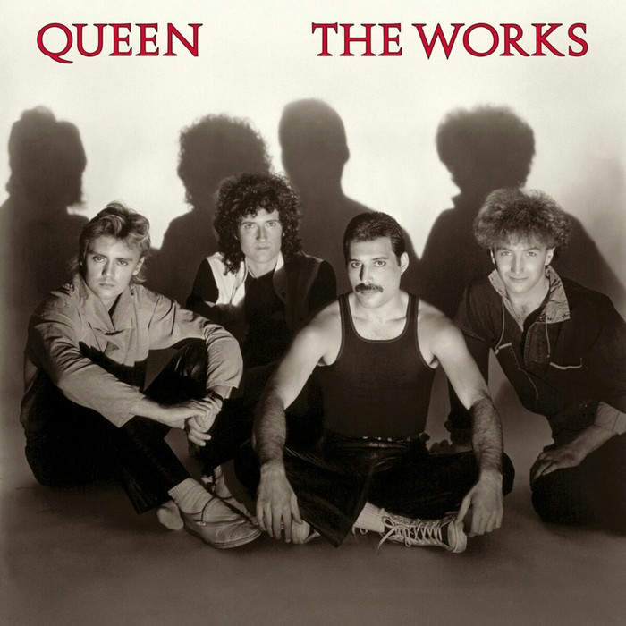 The Works. 1984. Queen, Дата, I Want to Break free