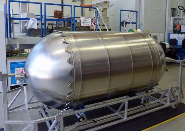 Разрушение титана от спирта или неожиданное открытие на испытаниях космического модуля Химия, Титан, NASA, Открытие, Наука, Лига химиков, Физика, Космос, Длиннопост