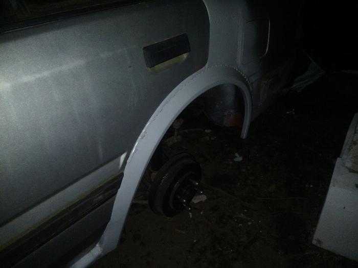 Восстановление Nissan Bluebird, часть 2 Авто, Nissan bluebird, Восстановление, Ремонт, Длиннопост