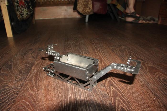 Постройка RC модели, часть 2 Самоделки, Rc, Модели, Arduino, Рукожоп, Длиннопост