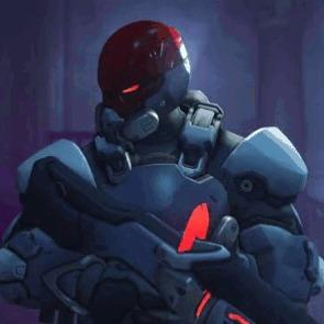 Мойра - рыжая любительница аниме из мира Overwatch. Overwatch, Длиннопост, Герои, Юмор, Гифка, Мемы, Moira