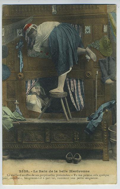 Дорогая пора спать. Стели шкаф. Лига историков, Кровать-Шкаф, Lit clos, Бретань, Голландия, 17 век, Длиннопост