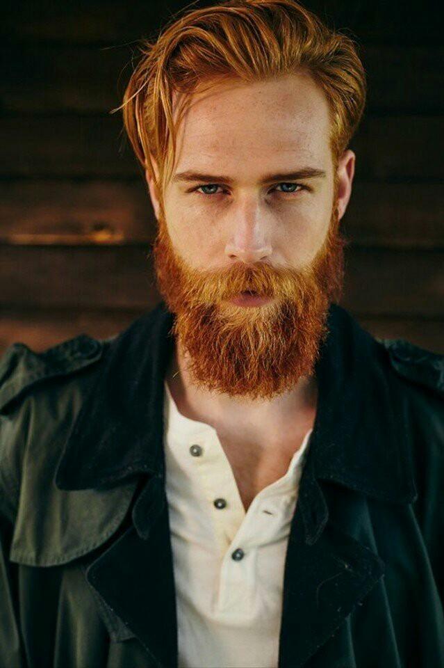 Страховой агент отрастил бороду по совету парикмахера и стал моделью Изменения, Фотография, Разница, Мужчина, Модель, Борода, Стиль, Длиннопост