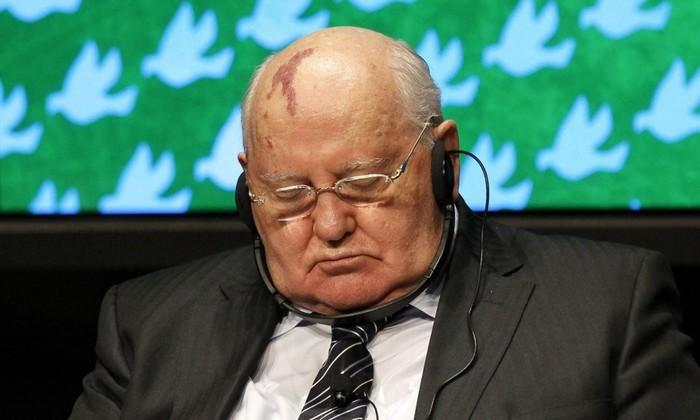 Еще одно кхм.. мнение. Горбачев, Перестройка, Иуда, Политика