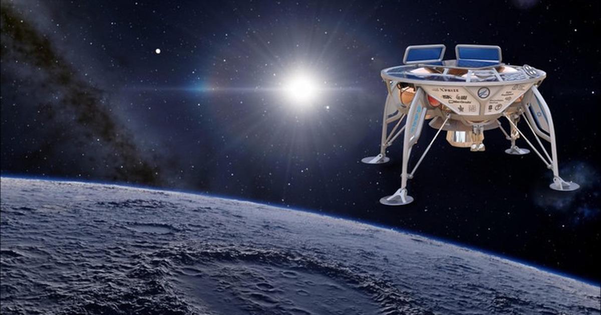 spacecraft found on moon - HD1350×842