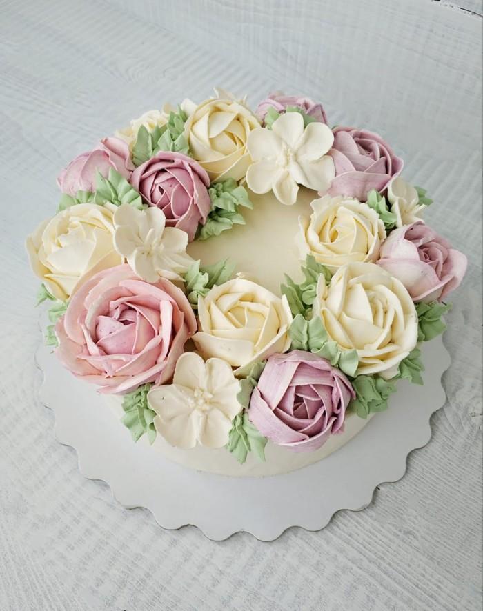 Лавандовый торт со смородиной к 8 марта Торт, Кулинария, 8 марта, Подарок, Сладости, Необычное, Гифка, Длиннопост