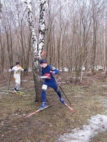 Стою на асфальте в лыжи обутый... Спорт, Лыжи, Идиотизм, Длиннопост