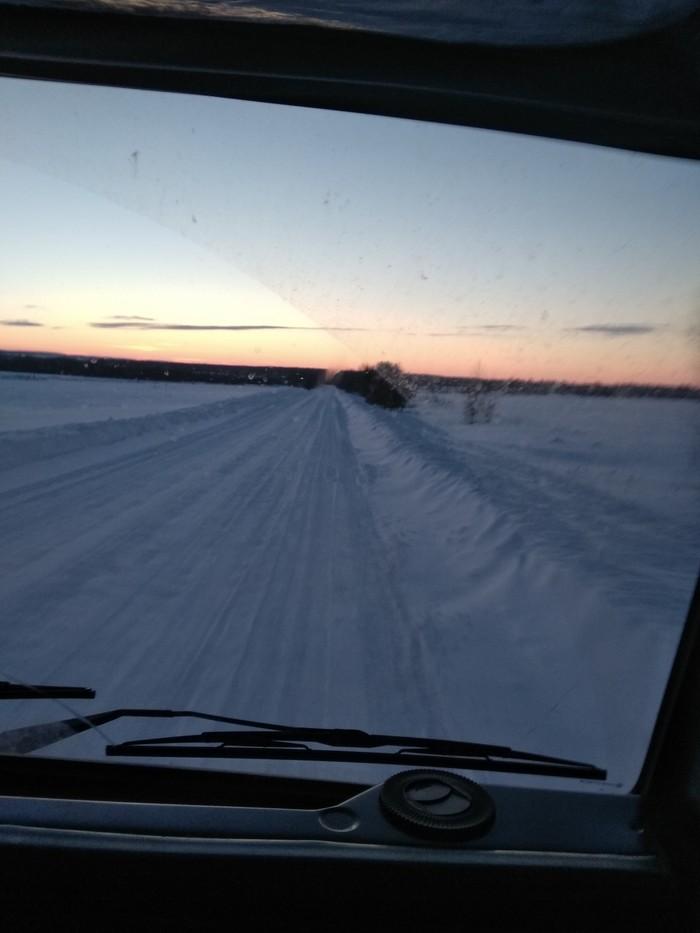 Дорога домой Зима, Военная техника, Испытания, Длиннопост