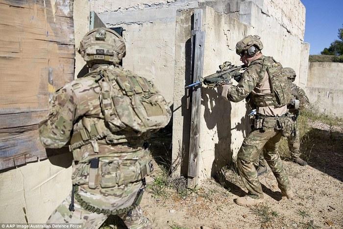 Гарри и австралийская армия Оружие, Армия, Австралия, Принц Гарри, Длиннопост