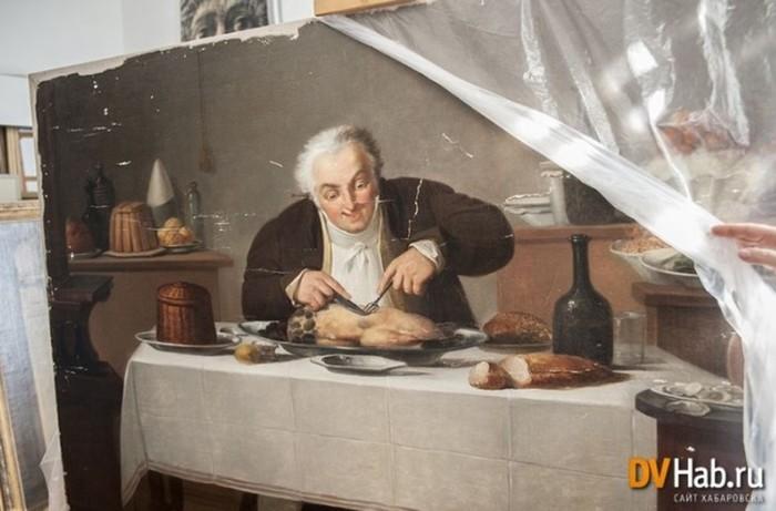 В Хабаровске найдена картина, которую оценивают в 100 миллионов евро Картина, Хабаровск, Находка, Живопись