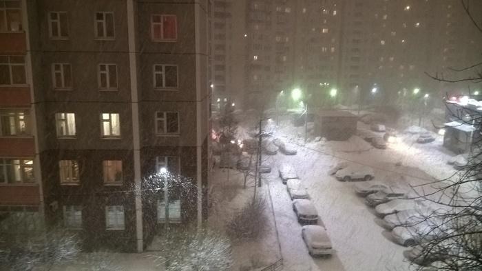 А в Питере ледяной треш Санкт-Петербург, Вице-Губернатор, Карма