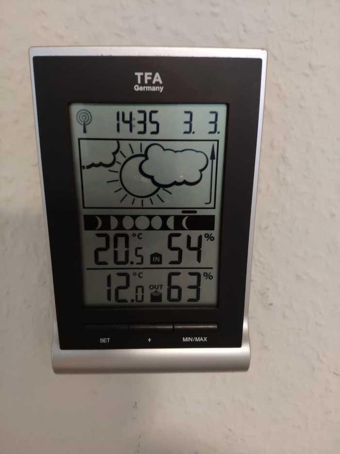Надевая ватник потеплее Германия, Отопление, Холод, Длиннопост, Мат