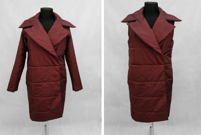 Моя куртка-жилетка Пошив одежды, Шитье, Ручная работа, Рукоделие с процессом, Длиннопост