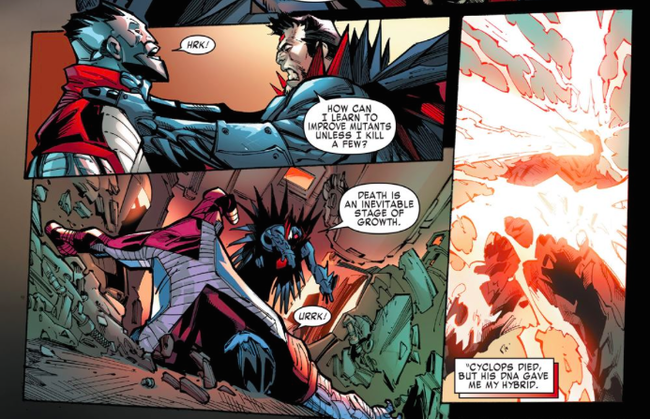 Суперзлодейские способности: Мистер Синистер/Злыдень Супергерои, Суперзлодеи, Marvel, Люди Икс, Синистер, Комиксы-Канон, Длиннопост