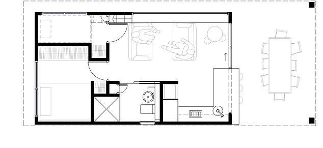 Как выглядит «крошечный дом» по-австралийски Австралия, Сидней, Жилой дом, Архитектура, Длиннопост