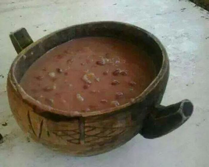 Кибуру или суп из ... грязи. Суп, Африка, Необычное, Длиннопост