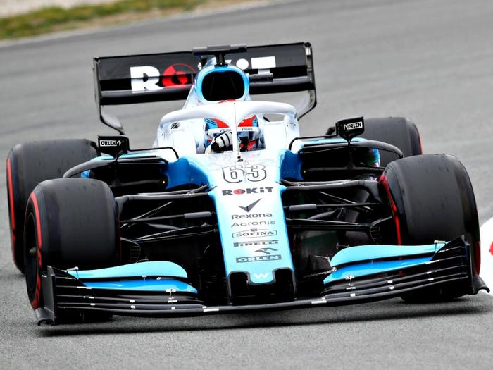 В Вильямс продолжают искать приключения на свою задницу Формула 1, Нарушение, Правила, Гонки, Авто, Автоспорт, Техника, Провал