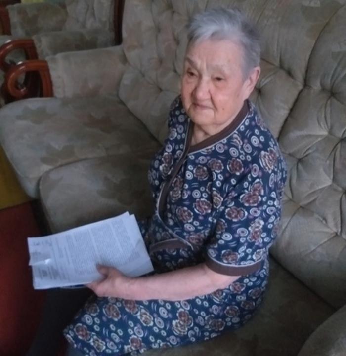 84-летняя уфимка воюет с мэрией за свой дом Квартира, Жилье, Россия, Социалка, Пенсионеры, Расселение, Снос, Длиннопост, Уфа