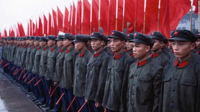 Цветные фотографии Китая времен Мао Цзэдуна Китай, Мао цзедун, Фотографии из прошлого, Коммунизм, Длиннопост