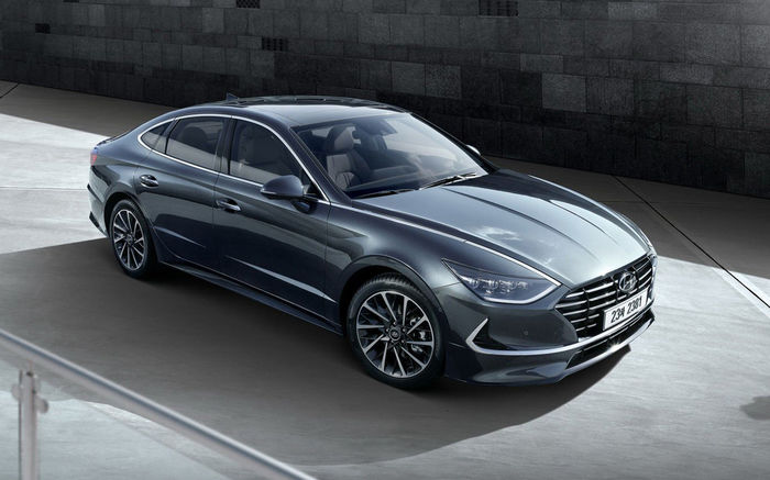 Hyundai показал, какой будет новая Sonata Hyundai, Hyundai Sonata, Новости, Авто, Длиннопост