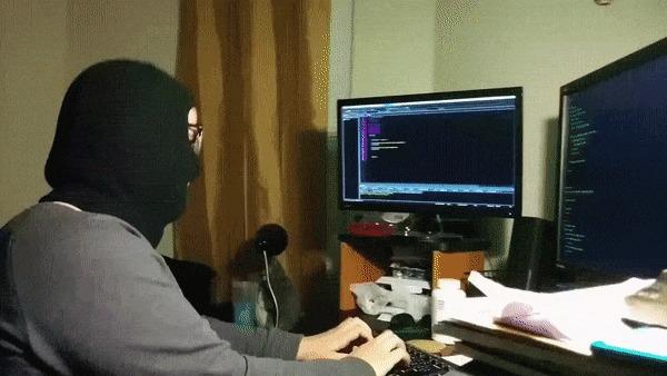 Сомбра - лучший компьютерный мастер по вызову. Overwatch, Sombra, Длиннопост, Юмор, Лор, Гифка, Мемы