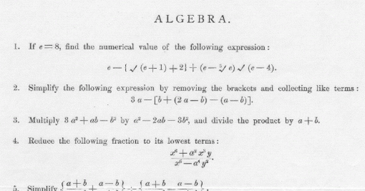 Ответы на вступительные тесты по математике в мти