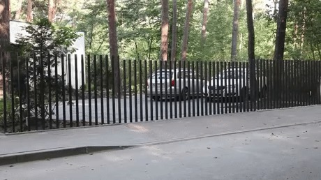 Потайные ворота