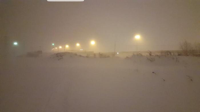Так вот оно что... Весна, Март, Санкт-Петербург, Снегопад, Метель, Фотография