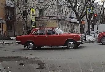 """""""Волга ГАЗ-24"""" Авто, Ретроавтомобиль, Волга, Газ-24"""