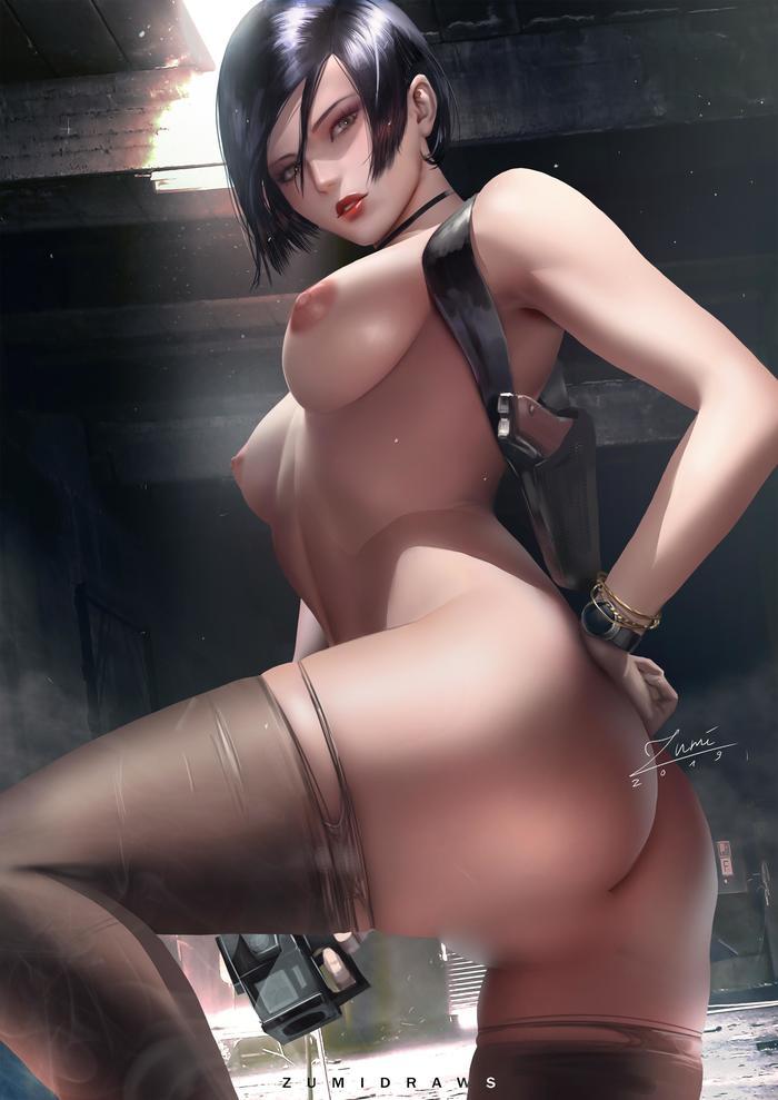 Ada Wong (nude version)