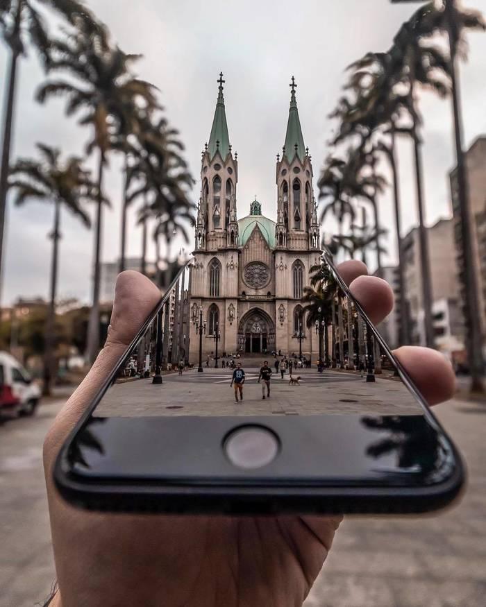 Католический кафедральный собор. Сан-Паулу