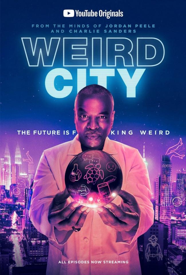 Советую посмотреть: Странный город - новый сериал 2019 Советую посмотреть, Фантастика, Комедия, Сериалы, Странный город