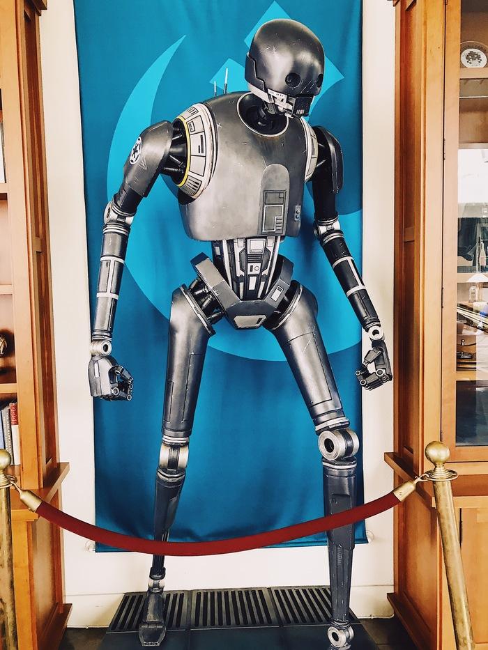 Lucasfilm lobby Star Wars, Stormtroper, Штурмовик, Lucasfilm, Бобба Фетт, Сан-Франциско, Модель, K2so, Длиннопост