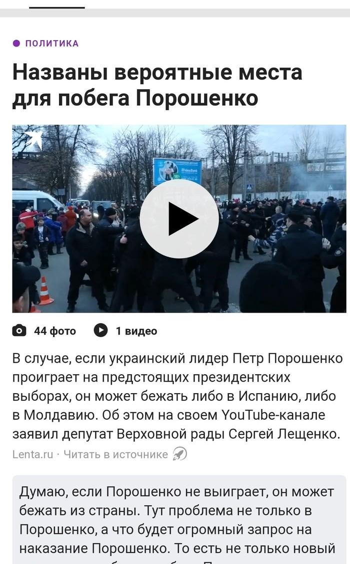 Как же российские СМИ волнует Украина. Политика, Яндекс новости, Пропаганда