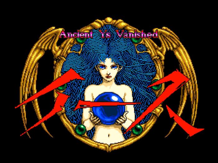 Ys I: Ancient Ys Vanished 1989, Ys, PC Engine, Прохождение, Action RPG, Ретро-Игры, Игры, Консольные игры, Длиннопост