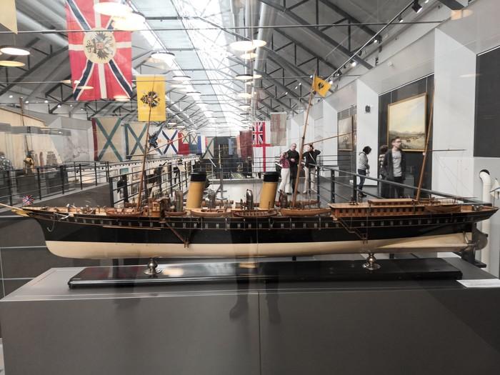 Центральный военно-морской музей Боевые корабли, Флот, Модель, История, Длиннопост, Музей