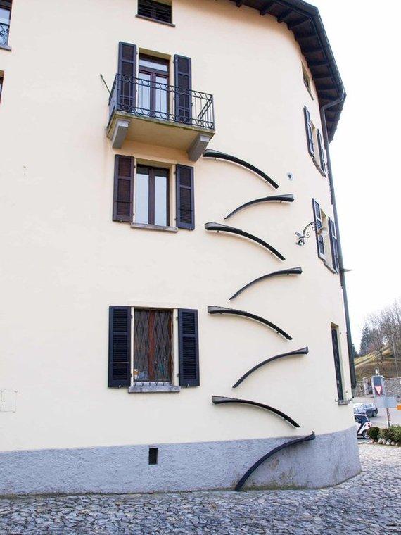 Лестницы для кошек в Берне, Швейцария
