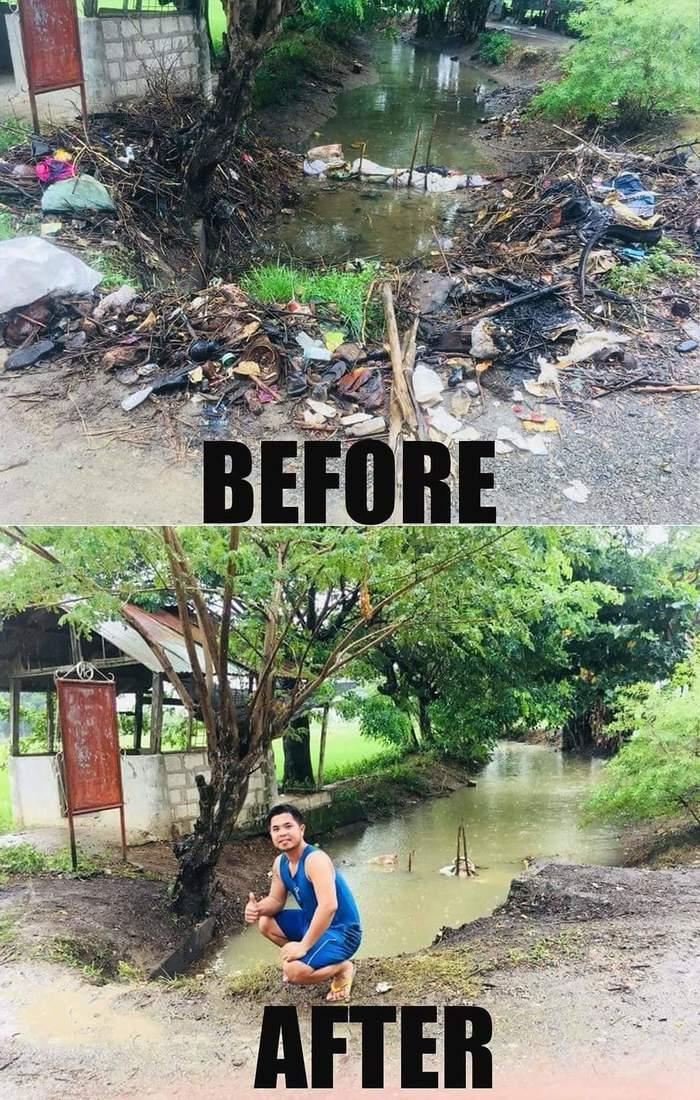 Челендж продолжается Лига чистомена, Challenge, Природа, Филиппины, Мусор