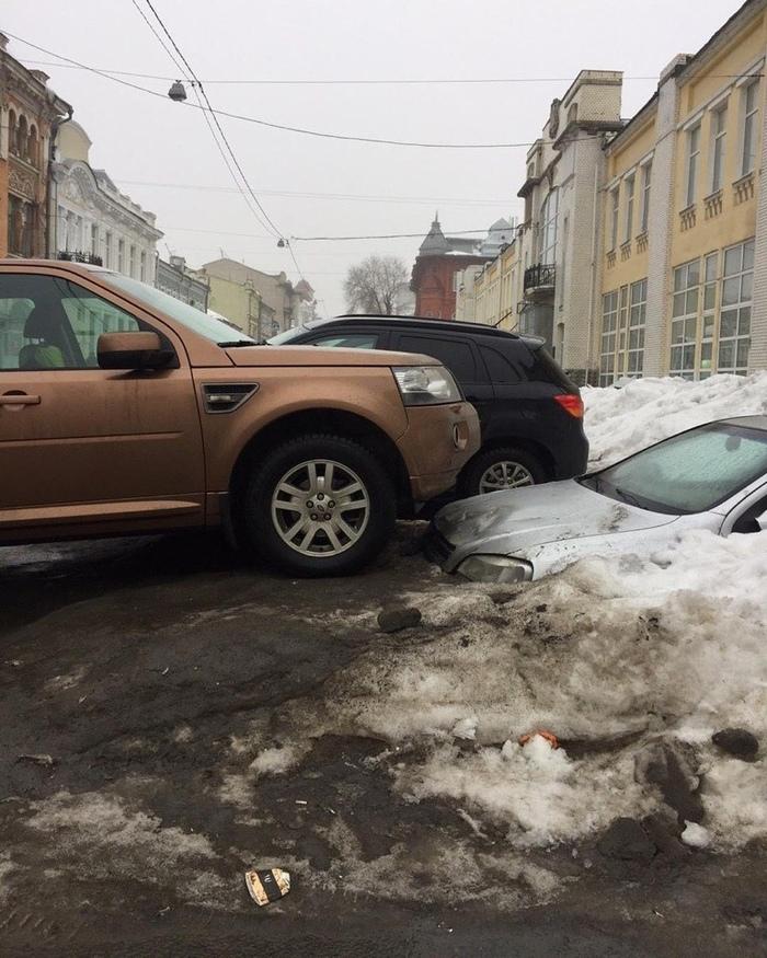 Ку-ку Зима, Сугроб, Снег, Подснежники, Самара, Машина, Авто