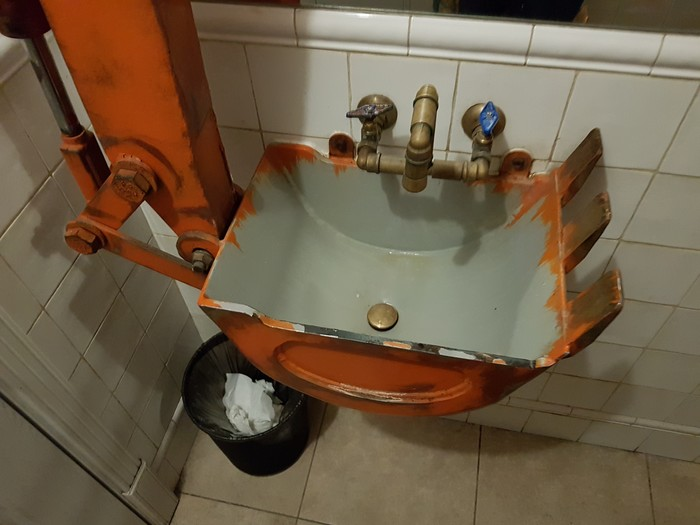 """Туалет в стиле """"Стимпанк"""" Стимпанк, Туалет, Дизайн"""