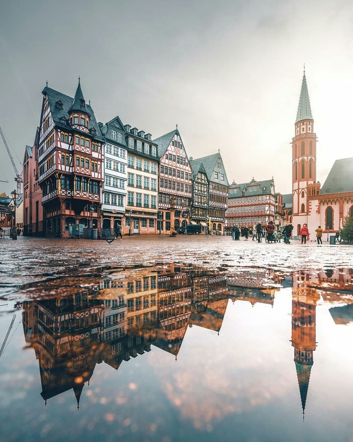 Франкфурт, Германия.