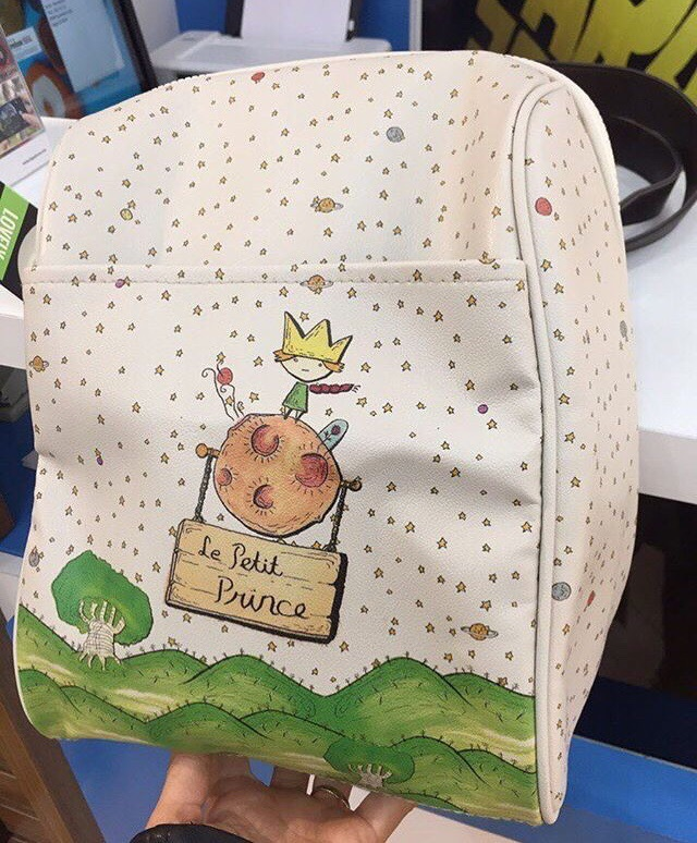Маленький принц и забытый рюкзак Реальная история из жизни, Текст, Метро, Рюкзак, Чудо, Принц, Длиннопост