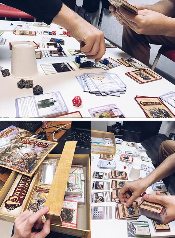 Карточная настольная игра Pathfinder Настольные игры, Pathfinder, Фэнтези, Хобби, Игры
