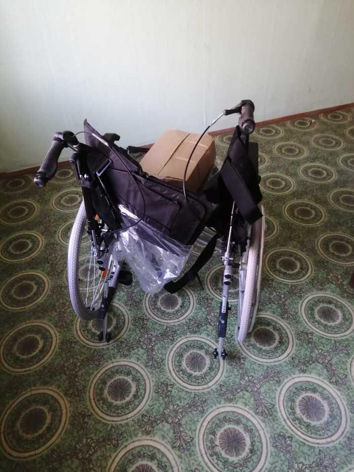 Отдам инвалидную коляску + санитарный стул Отдам, Инвалидная коляска, Москва, Без рейтинга